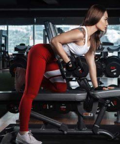 warrior-woman-push-up